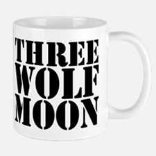 THREE WOLF MOON Large Mugs