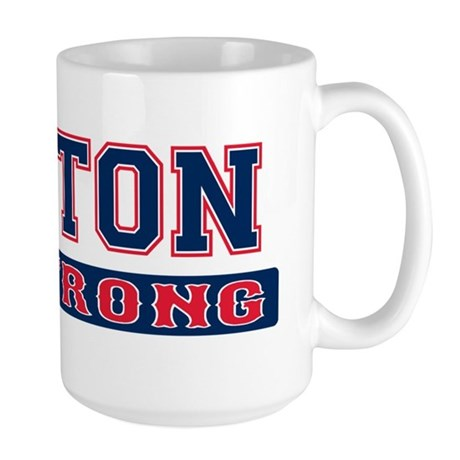 BOSTON STRONG U.S. Flag Mug