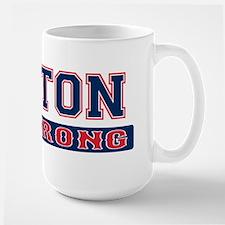 BOSTON STRONG U.S. Flag Mug