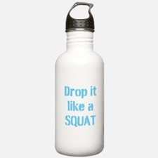Drop it like a SQUAT Water Bottle