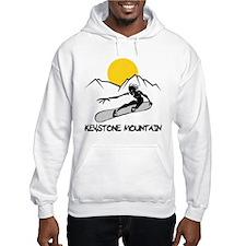 Keystone Mountain Snowboarding Jumper Hoody