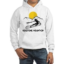 Keystone Mountain Snowboarding Hoodie