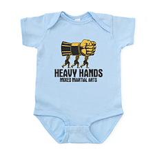 Heavy Hands MMA Infant Bodysuit