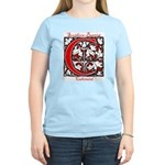 The Scarlet Letter Women's Pink T-Shirt