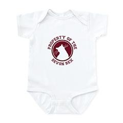 Devon Rex Infant Bodysuit