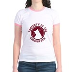 Cornish Rex Jr. Ringer T-Shirt