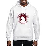 Cornish Rex Hooded Sweatshirt