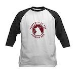 Cornish Rex Kids Baseball Jersey