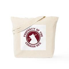 Cornish Rex Tote Bag