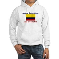 Colombian Grandmother(Abuela) Hoodie
