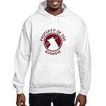 Burmese Hooded Sweatshirt