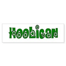 Futbol Hooligan Bumper Bumper Sticker