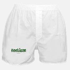 Futbol Hooligan #1 Boxer Shorts
