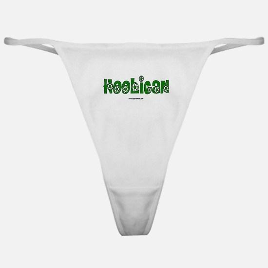 Futbol Hooligan #1 Classic Thong