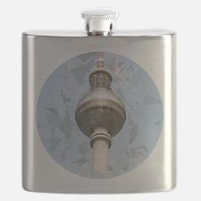 Fernsehturm Berlin Flask