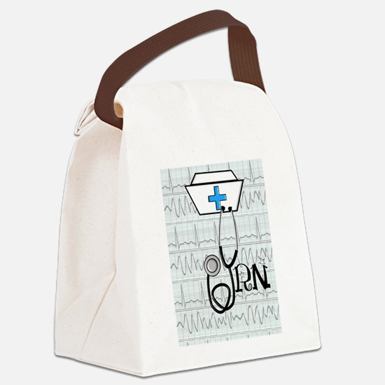 phone c Canvas Lunch Bag