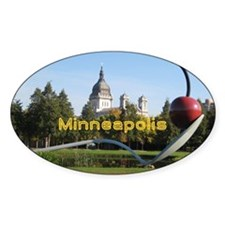 Minneapolis Decal