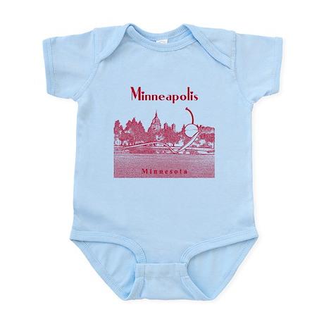 Minneapolis Infant Bodysuit
