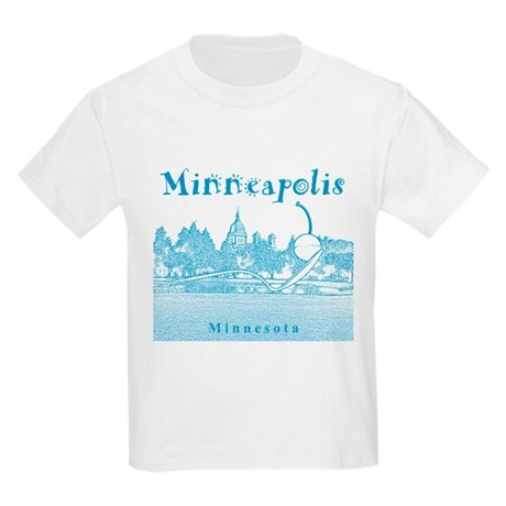 Minneapolis Kids Light T-Shirt