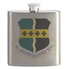 9th RW Flask