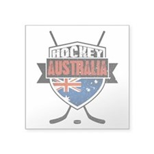 Australian Ice Hockey Shield Sticker
