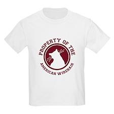 American Wirehair Kids T-Shirt