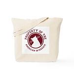 American Wirehair Tote Bag