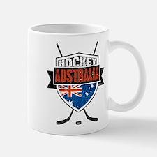 Australian Ice Hockey Shield Mug