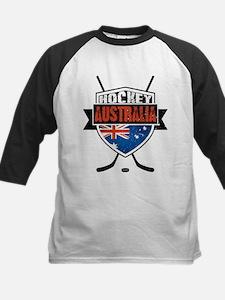 Australian Ice Hockey Shield Baseball Jersey