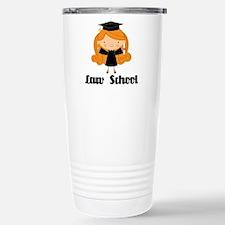 Cute Law School Stainless Steel Travel Mug