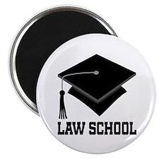 Law School Graduation Magnet