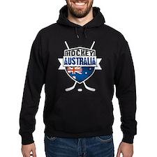 Australian Ice Hockey Shield Hoodie