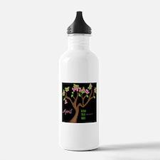 Celebrate Poetry Water Bottle