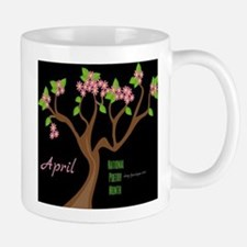Celebrate Poetry Small Mugs