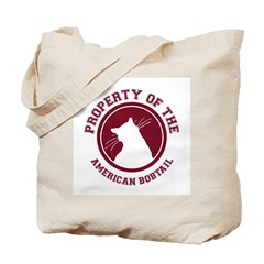 American Bobtail Tote Bag