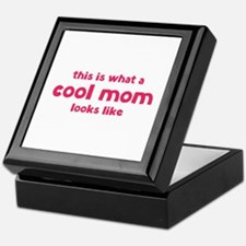 This Is What A Cool Dad Looks Like Keepsake Box