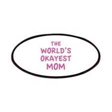 The World's Okayest Mom Patches