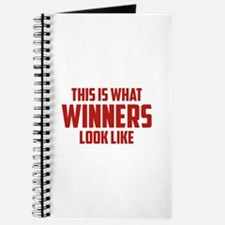 This is what WINNERS look like Journal