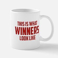 This is what WINNERS look like Mug