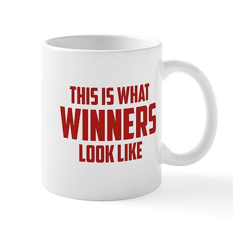 This Is What Winners Look Like Mug By Funniestsayings