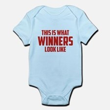 This is what WINNERS look like Infant Bodysuit