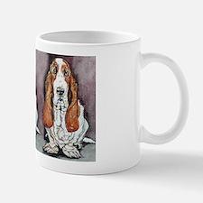 Bassett Hound Trio Mug