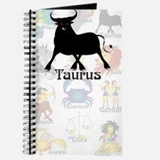 Whimsical Taurus Journal