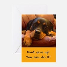 Dont Give Up Greeting Cards (Pk of 10)