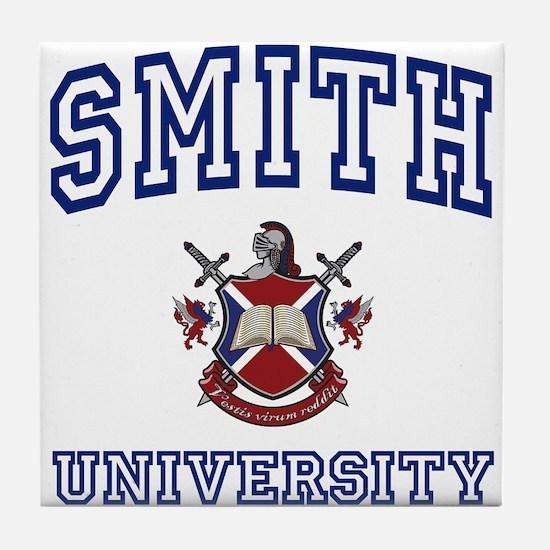 SMITH University Tile Coaster