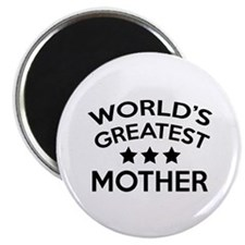 World's Greatest Mother Magnet