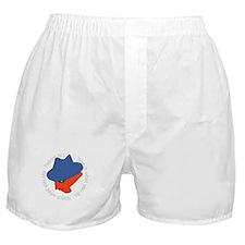 Funny Patriot act Boxer Shorts