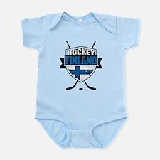 Suomi Finland Hockey Shield Body Suit
