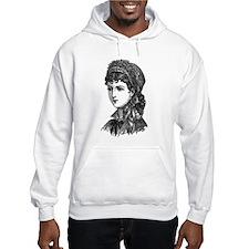 Victorian Woman's Portrait #2 Hoodie