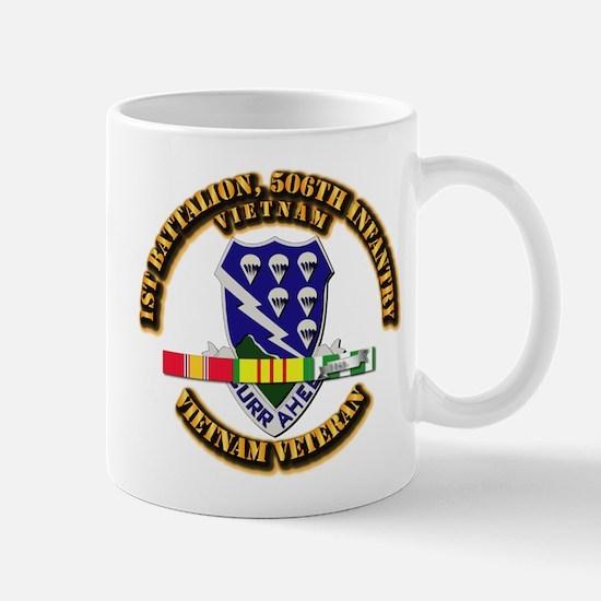 Army - 1st Battalion, 506th Infantry Mug